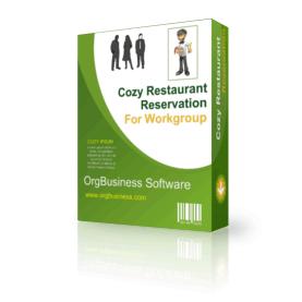 Cozy Restaurant Reservation For Workgroup v.4.6