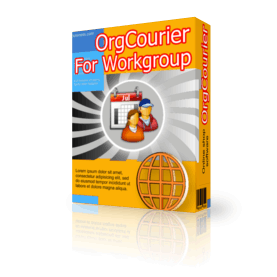 OrgCourier For Workgroup v.4.2