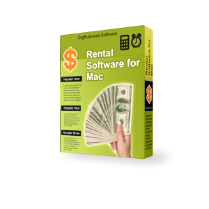 Rental Software for Mac 3.2