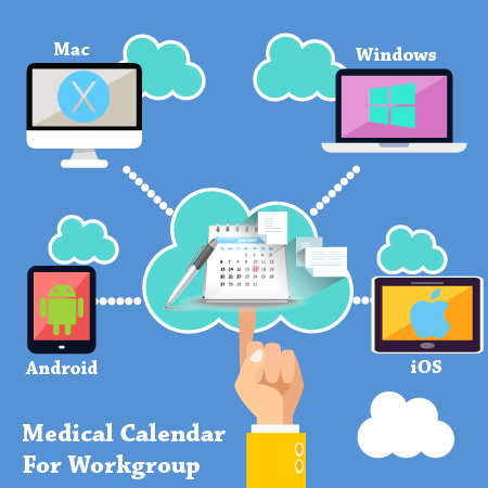 medical-calendar-for-workgroup